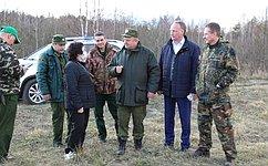 Необходимо усилить ответственность заумышленные поджоги сухой травы врегионах— Л.Талабаева