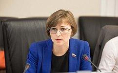 Л. Бокова: Необходимо обеспечить единую методологию организации межведомственного электронного взаимодействия между регионами