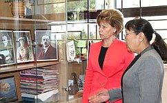 Т.Гигель: Необходимо сберечь накопленный краеведами Республики Алтай исторический материал