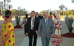 ВКрасноярске в2014году пройдет музыкальный фестиваль Азиатско-Тихоокеанского региона— И. Умаханов