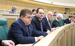 Сенаторы обсудили межпарламентское сотрудничество иподдержку работы студенческих строительных отрядов