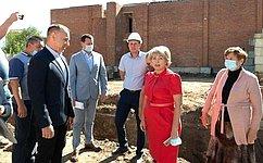 О.Алексеев: ВСаратовской области проходит реконструкция учреждений культуры
