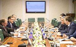 К.Косачев: Межпарламентский диалог имеет особое значение для укрепления отношений между Россией иТурцией