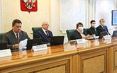 Профильный Комитет СФ поддержал предложения законодателей Амурской области, касающиеся проекта нового КоАП– А.Клишас