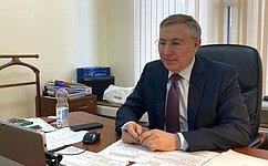 А. Варфоломеев: Нужно законодательно урегулировать развитие спортивной инфраструктуры дворовых территорий