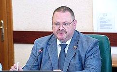 О. Мельниченко: Усиление приграничного сотрудничества необходимо для социально-экономического развития регионов
