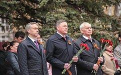 Н. Тихомиров: Вологжане всегда будут помнить своих земляков, невернувшихся свойны