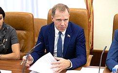А. Кутепов: Нужно создать всубъектах РФ специальные комиссии для оформления санаторно-курортных карт
