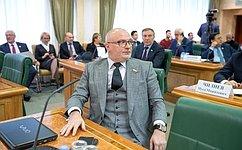 Решение согласительной комиссии похостелам учитывает позицию нашего Комитета СФ— А.Клишас