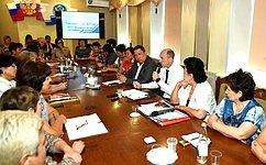 Общественным организациям Горного Алтая будет оказана поддержка– В.Полетаев