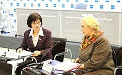 Е.Попова: Опека юридических лиц над недееспособными гражданами призвана улучшить качество социальных услуг
