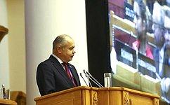 И. Умаханов: ВРоссии сформированы механизмы, содействующие межнациональному имежконфессиональному диалогу