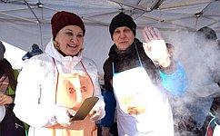 Л. Гумерова: Благотворительная акция вБашкортостане объединила тысячи людей вжелании помочь нуждающимся детям