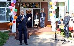 Ю. Волков: Отрезультатов реализации национального проекта «Образование» вомногом зависит дальнейшая судьба страны