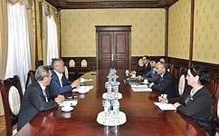 Б.Жамсуев: Референдум вТаджикистане прошел всоответствии сзаконодательством Республики имеждународными обязательствами