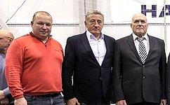 С. Лукин: Спорт вомногом определяет здоровье нации