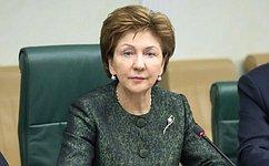 Закон одобровольчестве ориентирован наразвитие иподдержку этой деятельности— Г.Карелова
