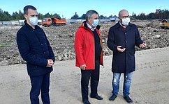 А. Ракитин: Кемский район имеет стратегическую перспективу развития