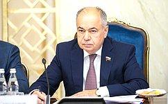 Парламентарии России иКазахстана активно содействуют развитию взаимоотношений двух стран— И.Умаханов