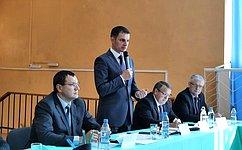 Д. Шатохин: Сотрудничество муниципалитетов Республики Коми выходит нановый уровень