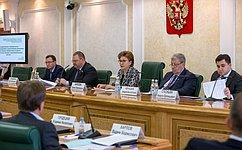 Г.Карелова: Нужно заинтересовать частных инвесторов вреализации инфраструктурных проектов для развития конкурентной среды вЖКХ