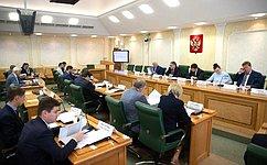 ВСовете Федерации прошли парламентские слушания озаконодательном регулировании коммерческих воздушных перевозок