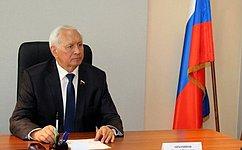 Н.Тихомиров провел вВологде прием граждан поличным вопросам