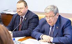 А.Чернецкий: Следует выработать механизм поддержки иповышения привлекательности проектов ЖКХ