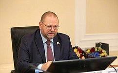 О. Мельниченко: Принятые поправки взаконодательство устанавливают качественно новый уровень защиты прав участников долевого строительства