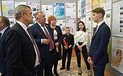 В.Николаев: ВНовочебоксарске созданы прекрасные условия для развития творческих способностей детей