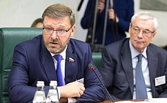 Существуют предпосылки для перезагрузки российско-германского стратегического партнерства— К.Косачев