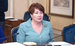Е. Перминова: Мы будем работать над привлечением иностранных инвестиций вРоссию для реализации нацпроектов
