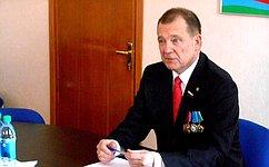 С.Катанандов: Память оподвигах наших солдат должна жить ислужить примером для следующих поколений