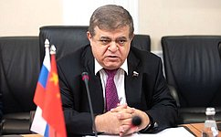 В. Джабаров: Российско-китайское стратегическое партнерство динамично развивается