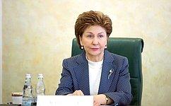 Г.Карелова: Президент РФ предложил конкретные меры поподдержке граждан вусловиях пандемии коронавируса