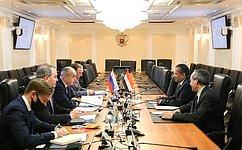 И. Умаханов провел встречу сЧрезвычайным иПолномочным Послом Йеменской Республики