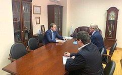 А. Майоров: Мы должны создать комфортные условия для развития отечественной кондитерской промышленности