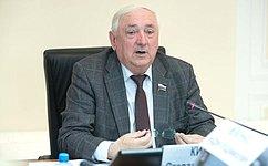С.Киричук обсудил сбелорусскими парламентариями вопросы взаимодействия СФ иНационального Собрания Беларуси