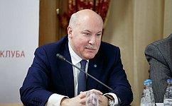 Гуманитарное сотрудничество должно содействовать экономическому развитию государств— Д.Мезенцев