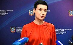 И. Рукавишникова: Перечень отчетных документов для учителей должен быть исчерпывающим