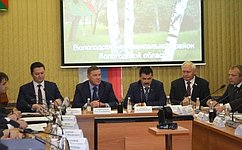 Н.Тихомиров: Муниципалитеты Вологодчины переходят нановую систему формирования органов местного самоуправления
