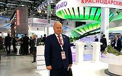А. Кондратенко: Модернизация агропромышленного комплекса Кубани даст мощный импульс росту экономики региона