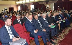 О. Каньков выступил наIII Форуме бурят Прибайкалья