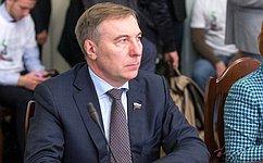 А.Варфоломеев встретился сруководством Республики Бурятия