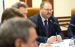 Прямой диалог срегионом овозникающих проблемах повышает эффективность работы законодателей— О.Мельниченко
