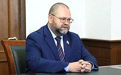 О. Мельниченко: Требуется совершенствование законодательства, регулирующего применение цифровых технологий всфере ЖКХ