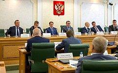 Вопросы развития сельского хозяйства иэкологии обсудили вСовете Федерации