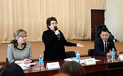 Необходима глубокая реформа управления лесным хозяйством— Л.Талабаева