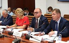 Г. Орденов провел «круглый стол» поактуальным вопросам углеродного регулирования