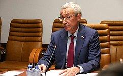 А. Климов: Временная комиссия предлагает внести пакет изменений взаконодательство для недопущения вмешательства вовнутренние дела нашей страны